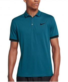 830849-301 NIKECOURT DRY TENNIS POLO