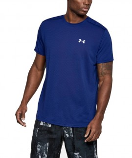 1271823-574 UNDER ARMOUR THREADBORNE STREAKER T-SHIRT