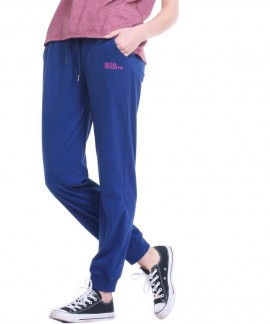 021834-D.BLUE BODY ACTION WOMENS REGULAR FIT PANT