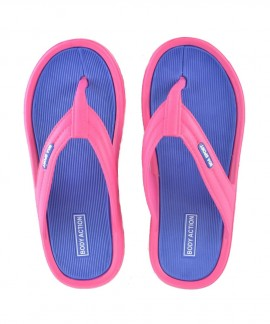 091810-FUCΗΙΑ BODY ACTION WOMEN FLIP FLOPS