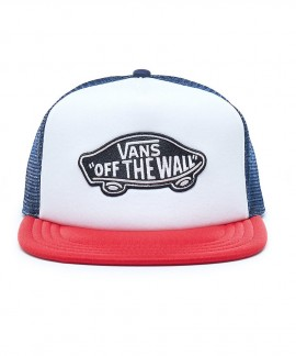V00H2VPIQ VANS CLASSIC PATCH TRUCKER