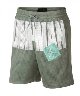 AA4607-307 JORDAN JUMPMAN AIR MESH SHORT