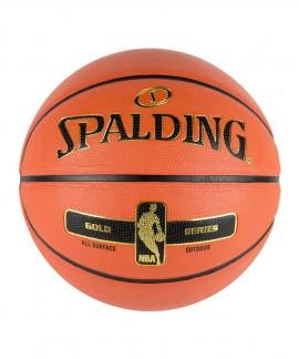 83-492Z1 SPALDING NBA GOLD SERIES 7