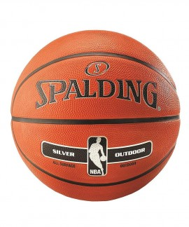 83-494Z1 SPALDING NBA SILVER SERIES OUTDOOR