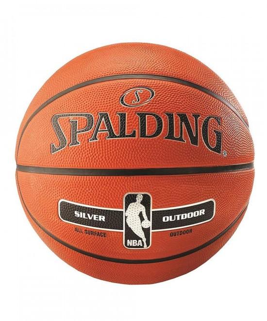 83-494Z1 SPALDING NBA SILVER SERIES OUTDOOR