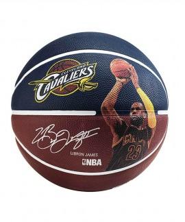83-349Z1 SPALDING NBA PLAYER LEBRON JAMES