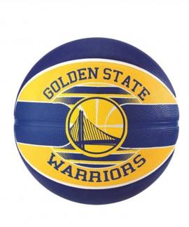 83-515Z1 SPALDING NBA TEAM RUBBER WARRIORS