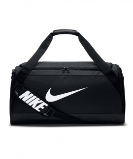 BA5334-010 NIKE BRASILIA (MEDIUM) TRAINING DUFFEL BAG