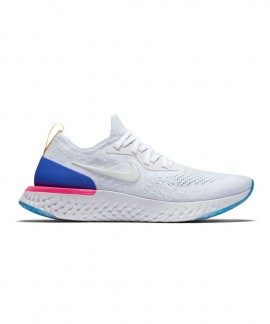 AQ0067-101 NIKE EPIC REACT FLYKNIT RUNNING