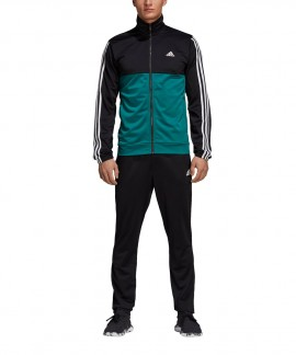 CY2303 ADIDAS BACK 2 BASICS 3-STRIPES TRACK SUIT