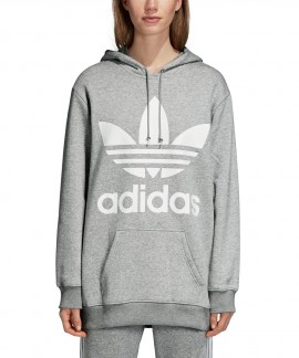 DH3154 ADIDAS OVERSIZE TREFOIL HOODIE