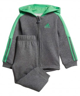 DJ1587 ADIDAS LOGO HOODED FLEECE JOGGER