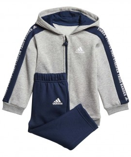 DN8419 ADIDAS LINEAR HOODED FLEECE JOGGER