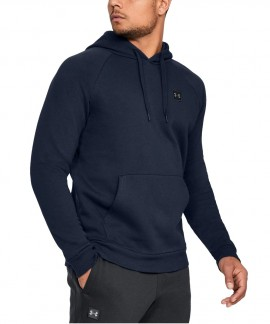 1320736-408 UNDER ARMOUR RIVAL FLEECE HOODIE