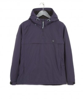 182.EW10.90-007 EMERSON WOMEN'S PULL-OVER JKT WITH HOOD (PURPLE)