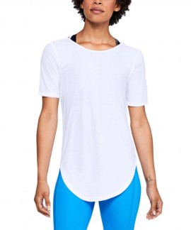 1324141-100 UNDER ARMOUR BREATHE SHORT SLEEVE