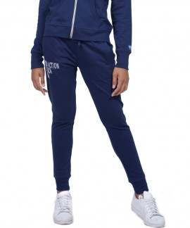 021841-01 BODY ACTION WOMEN RELAXED JOGGERS (Ν.ΒLUΕ)
