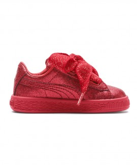 367632-01 PUMA BASKET HEART HOLIDAY GLAMOUR I