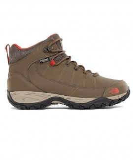 T92T3TN5B THE NORTH FACE STORME STRIKE W (WEIMARANER BROWN/ZION ORANGE)