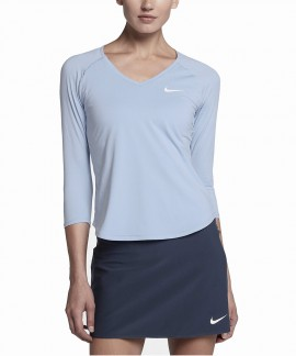 728791-466  NIKE COURT PURE TENNIS TOP