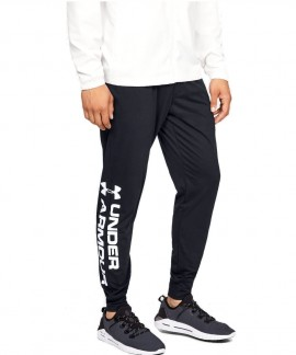 1329298-001 UNDER ARMOUR SPORTSTYLE COTTON GRAPHIC JOGGERS