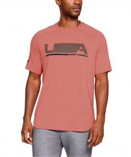 1329271-811 UNDER ARMOUR UNSTOPPABLE MOVE T-SHIRT