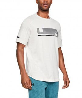 1329271-110 UNDER ARMOUR UNSTOPPABLE MOVE T-SHIRT