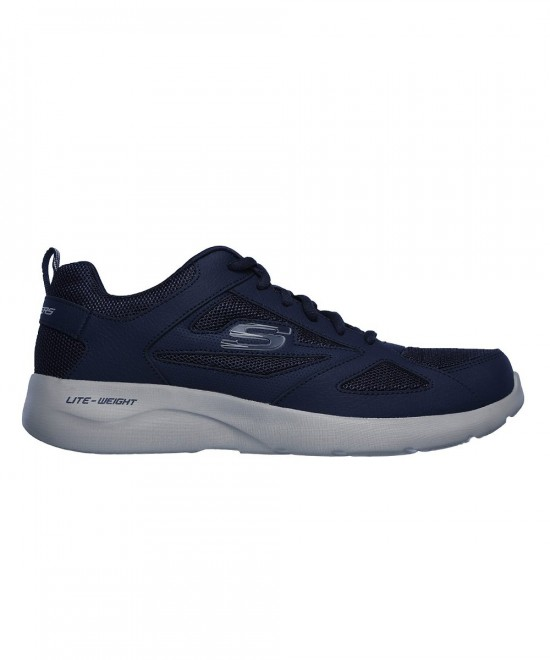 58363-NVY SKECHERS DYNAMIGHT 2.0 - FALLFORD