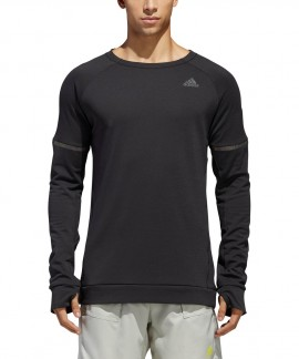 DN2484 ADIDAS SUPERNOVA RUN CRU SWEATSHIRT