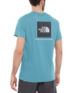 T92TX24Y3 THE NORTH FACE RED BOX T-SHIRT (ΣΙΕΛ)