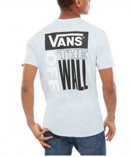 VN0A3W1QHTH1 VANS RETRO TALL TYPE T-SHIRT (HEATHER)