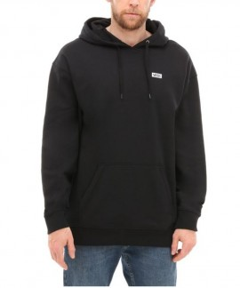 VN0A3W2PBLK1 VANS RETRO TALL TYPE PULLOVER HOODIE (BLACK)