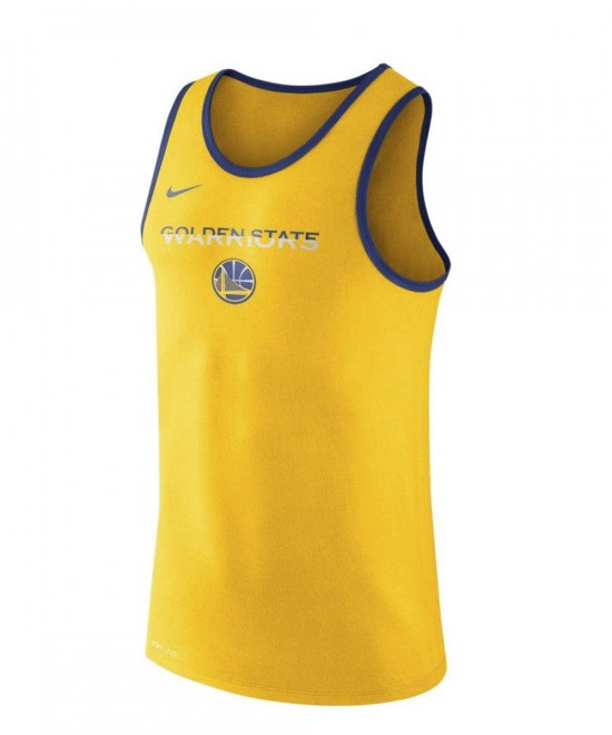 870446-728 NIKE GOLDEN STATE WARRIORS NIKE DRY