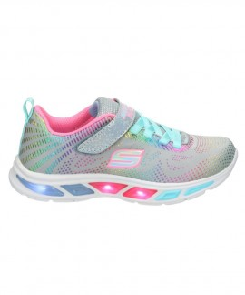 10959L-GYMT SKECHERS S LIGHTS: LITEBEAMS - GLEAM N' DREAM