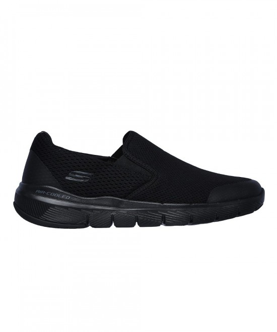 52961-BBK SKECHERS FLEX ADVANTAGE 3.0 - MORWICK