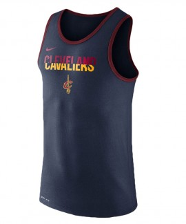 870438-419 NIKE DRY CLEVELAND CAVALIERS