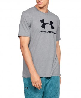 1329590-036 UNDER ARMOUR SPORTSTYLE LOGO SS