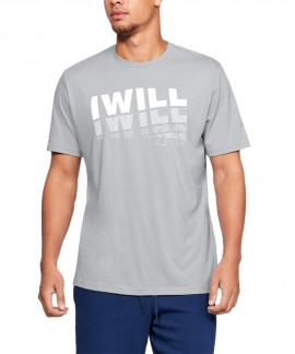 1329587-011 UNDER ARMOUR I WILL 2.0 SS