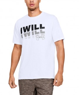 1329587-100 UNDER ARMOUR I WILL 2.0 SS