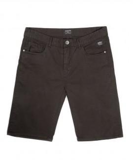 191.EM49.87-002 EMERSON MEN'S 5-POCKET SHORT PANTS (BLACK)