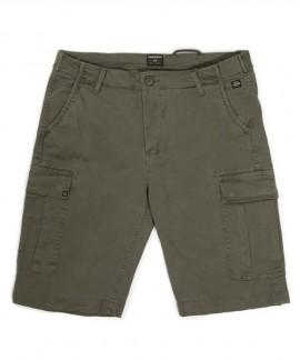 191.EM47.95-028 EMERSON MEN'S STRETCH CARGO SHORT PANTS (OLIVE)