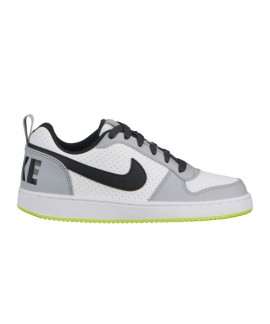 839985-104 NIKE COURT BOROUGH LOW (GS)