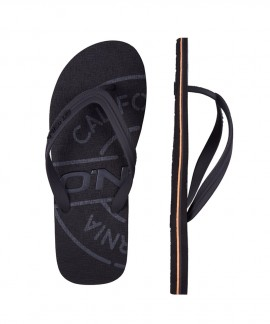 9A4520M-9010 O'NEILL PROFILE STACK SANDALS (BLACK)