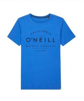 9A2484J-5014 O'NEILL T-SHIRT (BLUE)