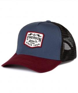 191.EU01.24-055 EMERSON TRUCKER CAP (NAVY)
