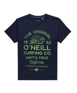 9A2483J-5056 O'NEILL THE ORIGINALT-SHIRT (NAVY)