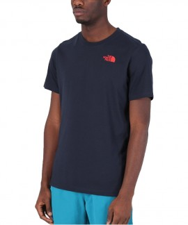 T92TX2BER THE NORTH FACE RED BOX T-SHIRT (ΜΠΛΕ)