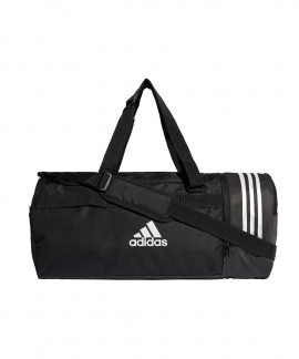 CG1533 ADIDAS CONVERTIBLE 3-STRIPES DUFFEL BAG MEDIUM