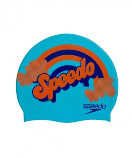 08386-C700J SPEEDO JUNIOR SLOGAN CAP