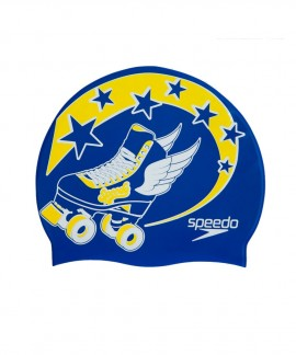 08386-C707J SPEEDO JUNIOR SLOGAN CAP